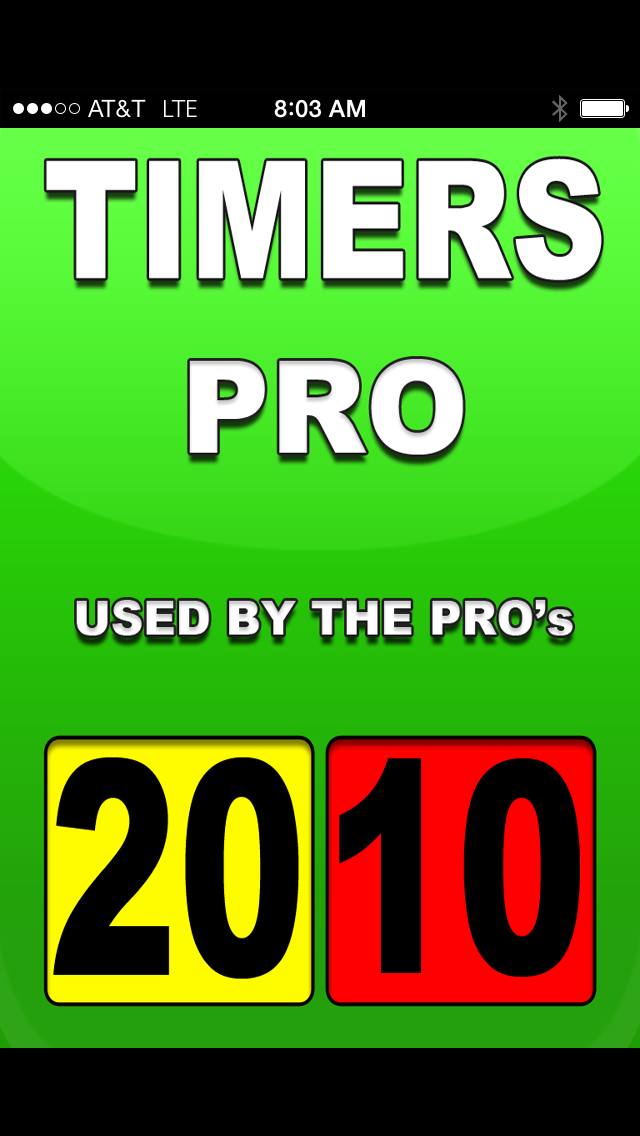 Timers Pro